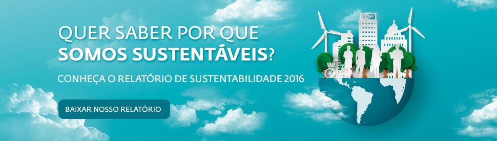 Relatorio sustentabilidade 2016