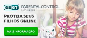 Proteja seus filhos online com ESET Parental Control