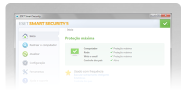 ESET Smart Security. Antivirus, Antispyware, Firewall y Antispam.